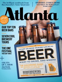 Atlanta Magazine Oct 2013